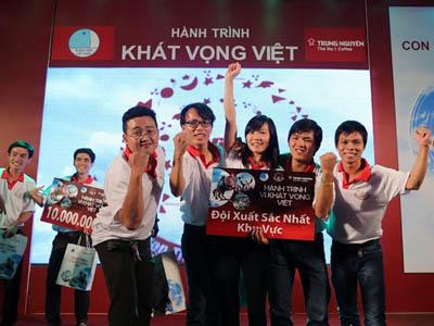 Khi Sinh viên Đà Nẵng đau đáu cùng 'khát vọng Việt'