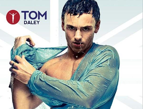 Tiết lộ: Người tình đồng giới của hotboy Tom Daley từng giành giải Oscar