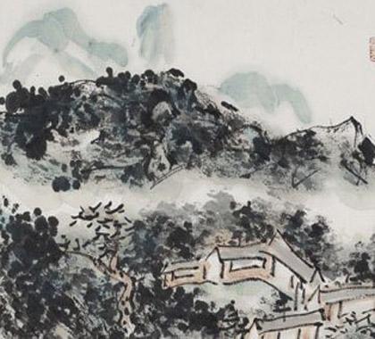 Bảo tàng Anh công bố bộ sưu tập tranh hiếm có của Trung Quốc
