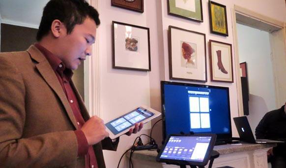 'Trình làng' phần mềm quản lý cửa hàng mọi lúc, mọi nơi