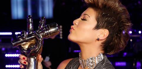 Giọng ca Jamaica đoạt ngôi quán quân The Voice Mỹ: Làn gió mới thổi bay sự nhàm chán