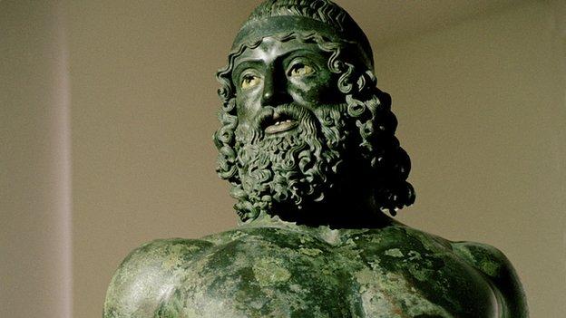 Tượng đồng cổ quý hiếm của Italia 'hồi hương'