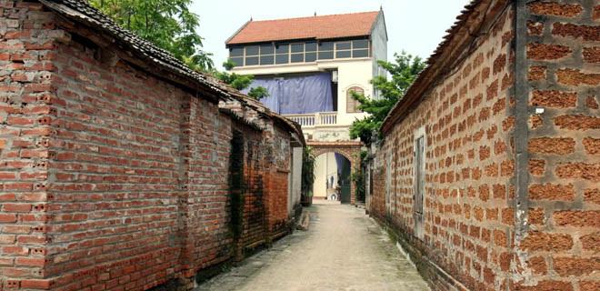Hà Nội không nên 'ôm đồm' nhiều làng cổ
