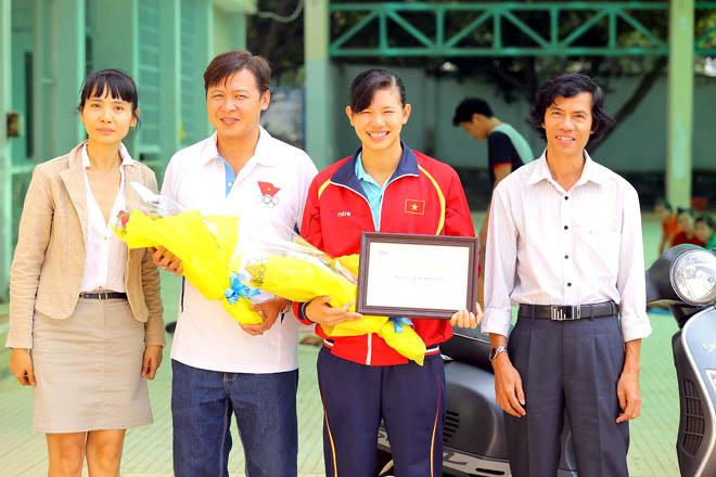 Kình ngư vàng Nguyễn Thị Ánh Viên: Năm mới, hành trình mới