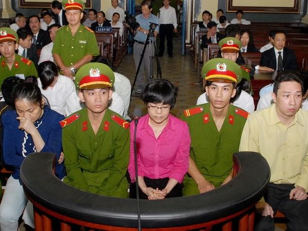 Xét xử Huỳnh Thị Huyền Như trong vụ 'lừa đảo chiếm đoạt tài sản' 5.000 tỷ đồng