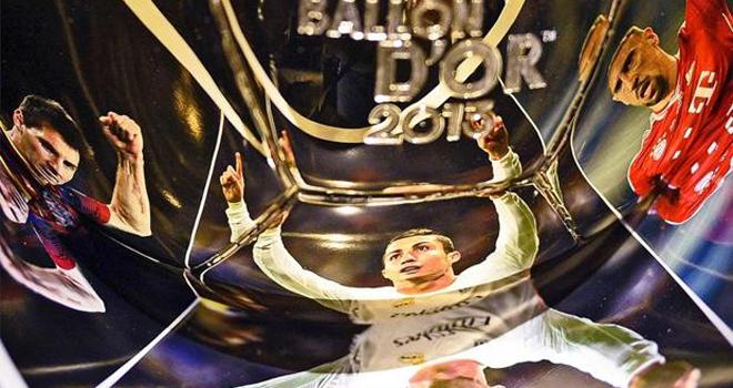 Nhà báo Anh Ngọc: 'Số 1 là Ribery. Ronaldo chỉ xếp thứ 3. Không thay đổi quyết định của mình'