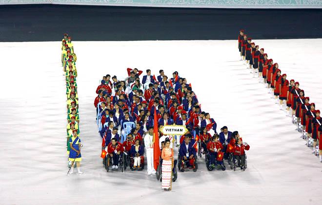 Đoàn thể thao khuyết tật Việt Nam tại Para Games 7: Vượt qua chính mình