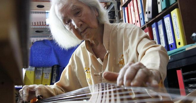 Lão danh cầm Vĩnh Bảo: Người đầu tiên 'trình' nhạc tài tử đến UNESCO