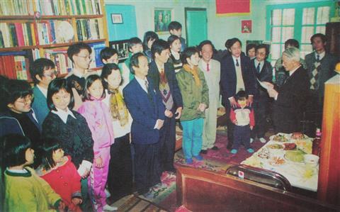 GS Nguyễn Lân Dũng: 'Ba không hay dạy chúng tôi về chữ Hiếu…'