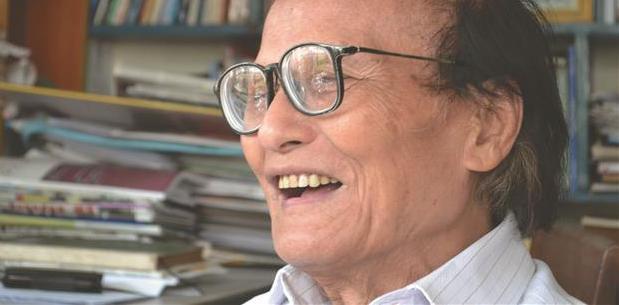 Nhà thơ Giang Nam: 'Anh thấy mình trẻ lại tuổi đôi mươi'