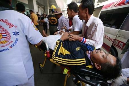 Chính phủ Thái Lan cân nhắc ban bố tình trạng khẩn cấp