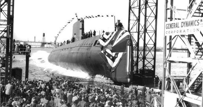 USS Nautilus: Tàu ngầm hạt nhân đầu tiên trên thế giới