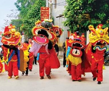 Cộng đồng người Việt tại Trung Quốc đón tết