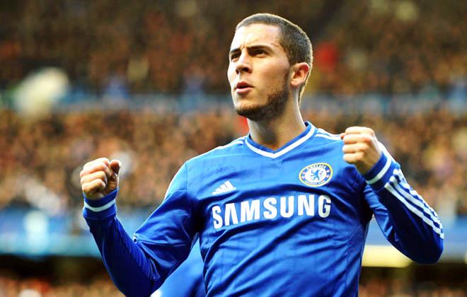 Hazard rực sáng, Chelsea lên đỉnh