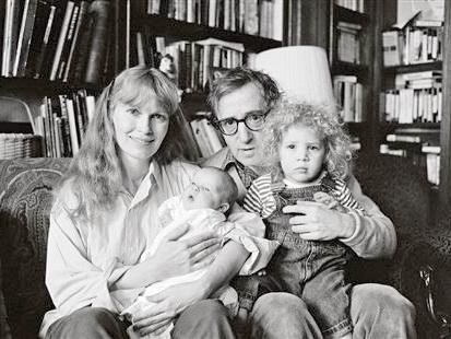Bi kịch của đạo diễn Woody Allen: Gia đình tan nát vì nghi án lạm dụng tình dục