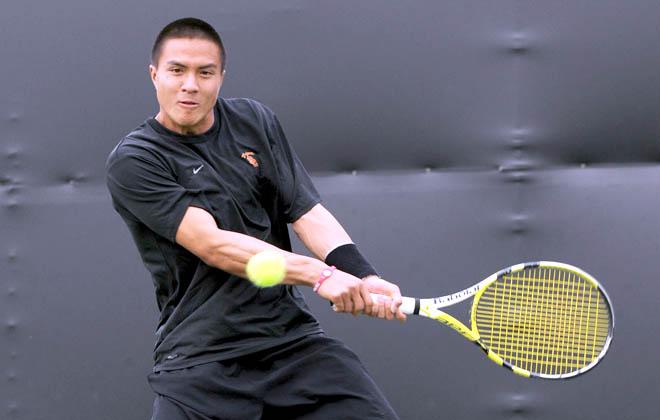 Daniel Nguyễn: 'Tôi muốn đóng góp cho quần vợt Việt Nam'