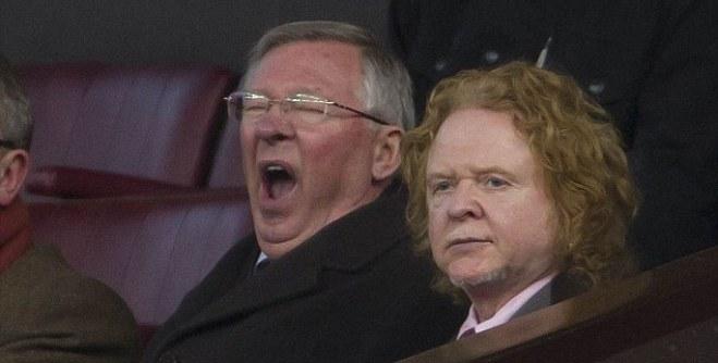 CẬP NHẬT tin chiều 10/2: Sir Alex 'ngáp ngắn ngáp dài' khi xem Man United
