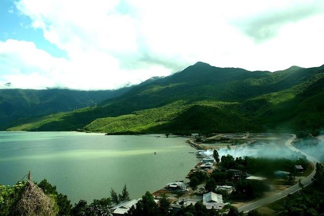 Lăng Cô - Vịnh đẹp nhất thế giới