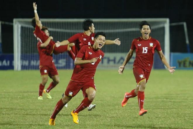 U21 Thái Lan hẹn U19 HA.GL ở chung kết