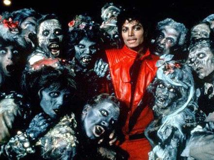 10 ca khúc đáng sợ cho ngày Halloween: Thriller đầu bảng