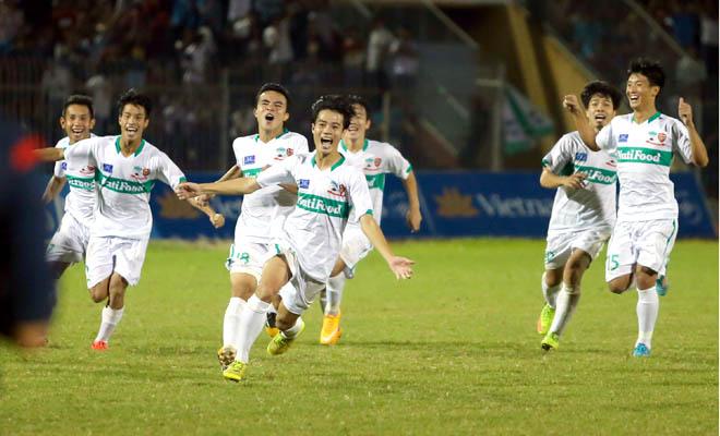 18h00 ngày 28/10, U19 HA.GL - U21 Thái Lan: Đánh bại người Thái, lên đỉnh vinh quang