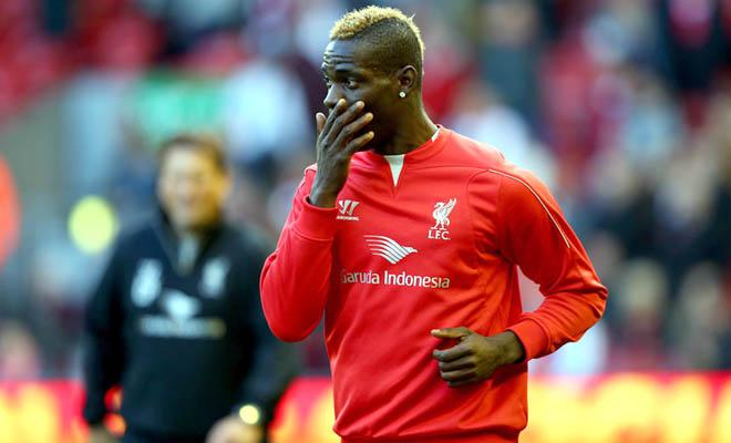 Liverpool: Mario Balotelli chỉ là 'vật tế thần'?