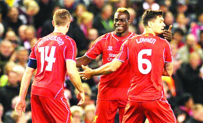 Liverpool: Đây mới là 'Super Mario'?