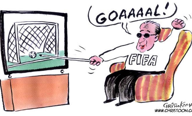 FIFA 'bóp méo' báo cáo về vụ hối lộ giành quyền đăng cai World Cup?