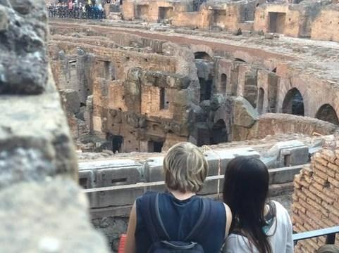 Tranh cãi gay gắt quanh dự án khôi phục đấu trường Colosseum