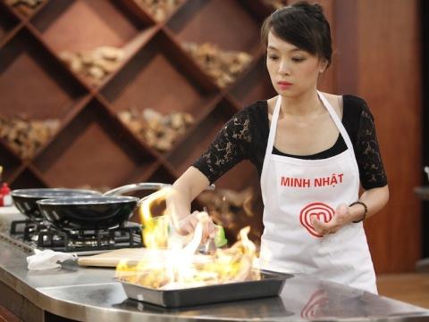 Vua đầu bếp Minh Nhật: 'Có món ngon ra đĩa mới khó, chứ loại người rất dễ'