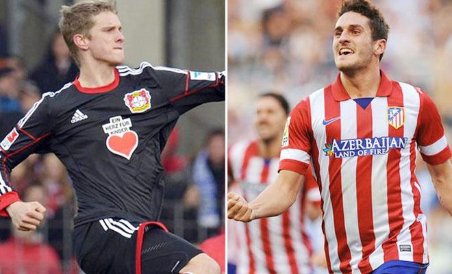 Bị cấm chuyển nhượng, Barca vẫn lên kế hoạch mua Koke, Lars Bender