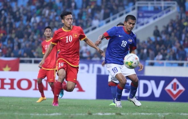Chơi hơn người, tuyển Việt Nam ngược dòng hạ Malaysia 3-1