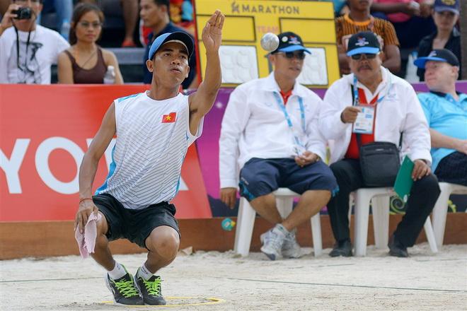 ASIAN Beach Games 4: Bi sắt mang về HCV thứ hai cho đoàn Thể thao Việt Nam