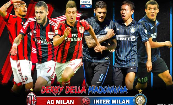 02h45 ngày 24/11, AC Milan - Inter: Đi đến nơi có chân trời