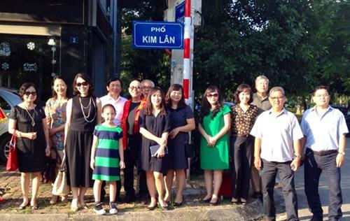 Bắc Ninh: Đông đảo các văn, nghệ sĩ đến tri ân nhà văn Kim Lân trên đường mang tên ông