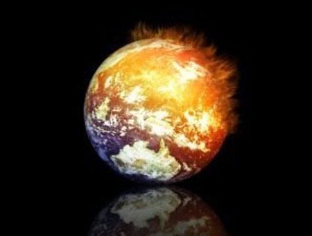 WMO cảnh báo về hiện tượng trái đất tiếp tục nóng lên