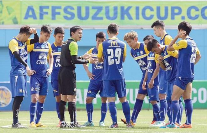 Vô địch AFF Cup, tuyển Thái Lan được thưởng 10 triệu bath