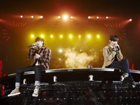 Nhóm nhạc TVXQ: Vẫn là những 'ông hoàng K-pop'