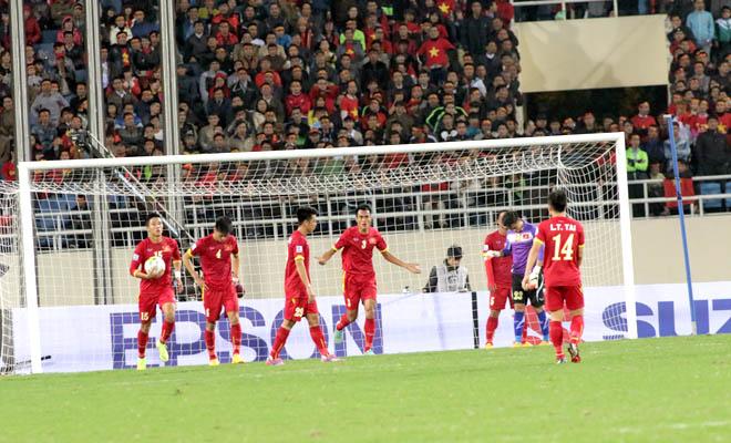 Chuyên gia khó tin vì thất bại 'sốc' của đội tuyển Việt Nam