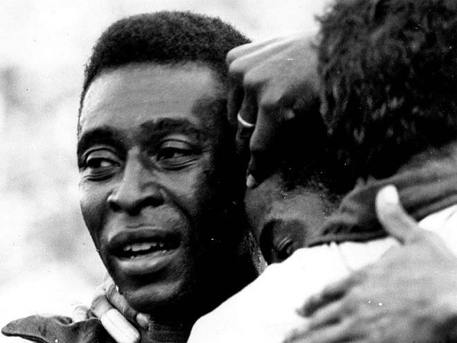 Pele và những giọt nước mắt của vua