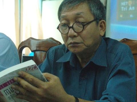Nhà văn Lê Văn Nghĩa chia tay Cù Nèo Vàng