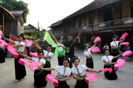 Bộ VH,TT&DL tổ chức Ngày hội Văn hóa dân tộc Thái