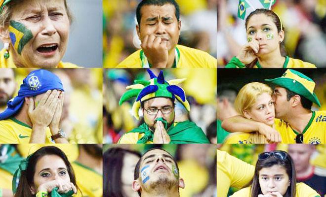Trận đấu đáng nhớ nhất năm 2014, Brazil 1-7 Đức: Ám ảnh kinh hoàng!