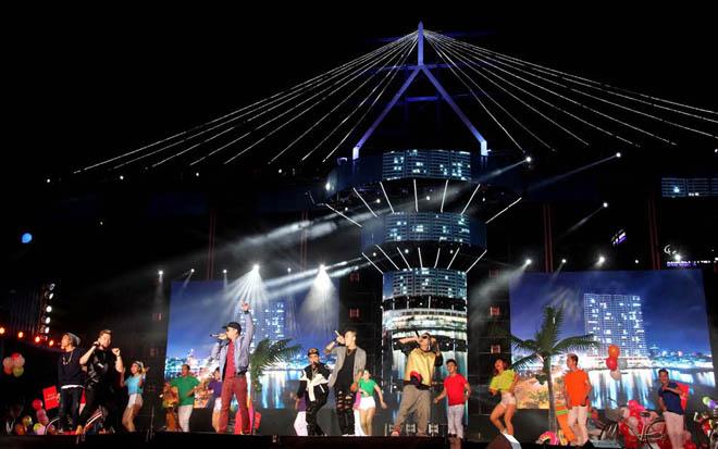 Đại tiệc âm nhạc đón năm mới tại Đà Nẵng
