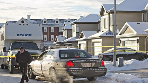 Xả súng tại Canada làm 1 người chết, 6 người bị thương