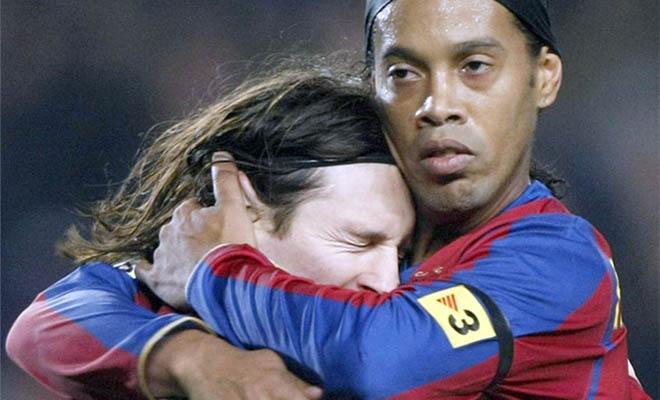 Messi đang bị cô lập như Ronaldinho?