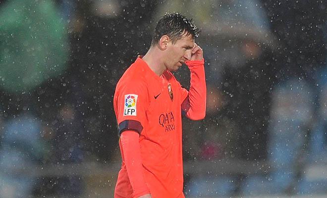 Góc nhìn: Messi buồn, Barca hãy dè chừng