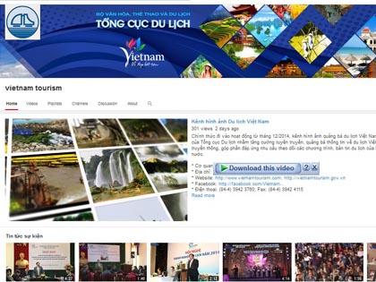 Chính thức quảng bá du lịch Việt Nam trên kênh Youtube