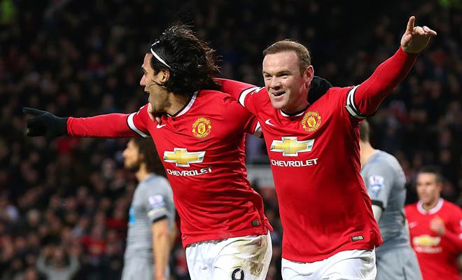23h00 ngày 11/01, Man United - Southampton (lượt đi 2-1): Van Gaal lại thoải mái lắp ghép