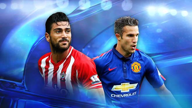 Southampton có kém gì Man United ?